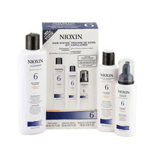 Nioxin 3 Part System Kit No 6 For Medium to Coarse Hair, , large