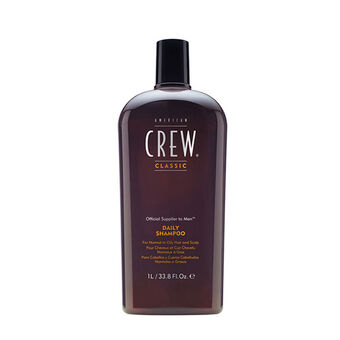American Crew Daily Shampoo 1000ml, , large