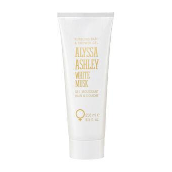 Alyssa Ashley White Musk Shower Gel 250ml, , large