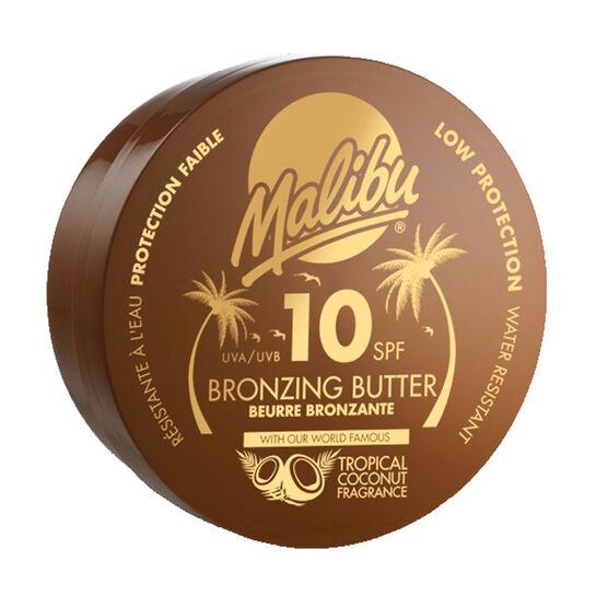 Malibu Bronzing Body Butter SPF 10 250ml, , large