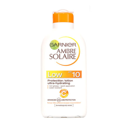 Garnier Ambre Solaire Low Protection SPF 10 200ml, , large