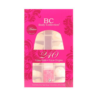 Body Collection 240 False Nails Active, , large