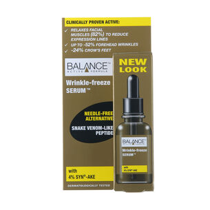 Balance Wrinkle Freeze Serum 30ml, , large