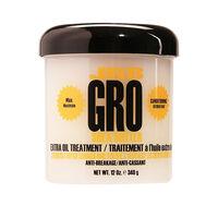 JR Beauty Gro Shea Butter Extra Oil Treatment Hair 340g, , large