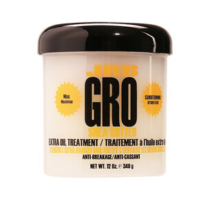 JR Beauty Gro Shea Butter Extra Oil Treatment Hair 340g, , large