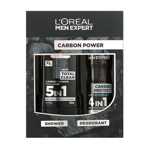 L'Oréal Men Expert Carbon Power Gift Set, , large