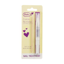 Pretty Perfect Cuticle Revitalizer With Manicure Stick, , large