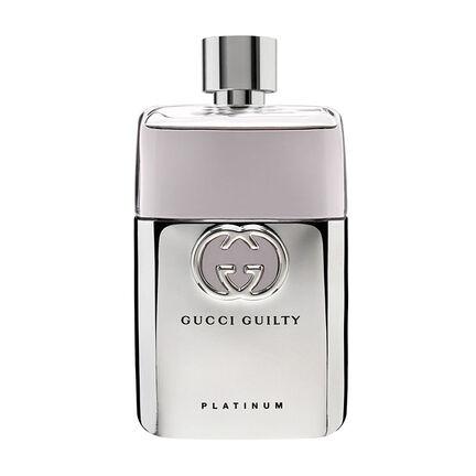 Gucci Guilty Platinum Pour Homme  Eau De Toilette Spray 90ml, , large
