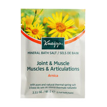 Kneipp Joint & Muscle Bath Salt Arnica 60g, , large