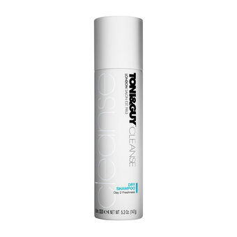 Toni & Guy Cleanse Mini Dry Shampoo 100ml, , large