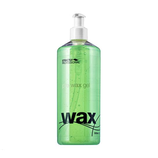 Strictly Professsional Pre Wax Gel 500ml, , large
