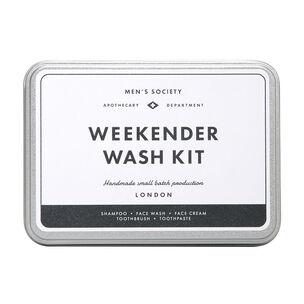 Men's Society Weekender Wash Kit, , large