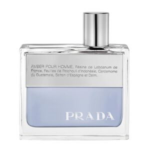 Prada Amber Men Eau de Toilette Spray 50ml, , large