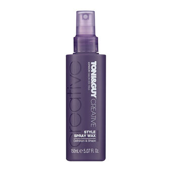 Toni & Guy Creative Style Spray Wax 150ml, , large