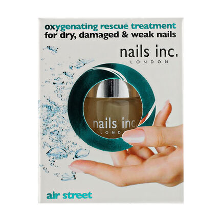 Nails Inc Oxygenating Rescue Treatment Air Street 10ml, , large