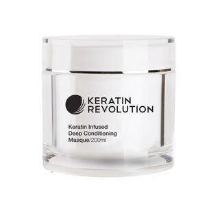 Keratin Revolution Keratin Infused Deep Conditioning Masque, , large