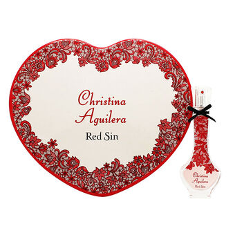 Christina Aguilera Red Sin Gift Set 30ml, , large