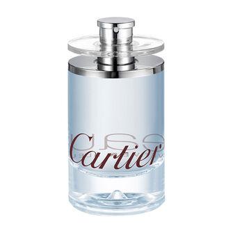 Cartier Eau de Cartier Vetiver Bleu EDT Natural Spray 100ml, 100ml, large