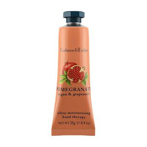 Crabtree & Evelyn Pomegranate Argan & Grapeseed Hand Therapy, , large