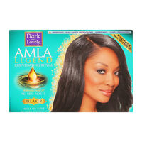 Dark And Lovely Amla Legend No Mix No Lye Relaxer Kit, , large