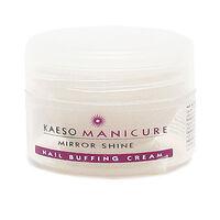 Kaeso Manicure Nail Buffing Cream Mirror Shine 30ml, , large
