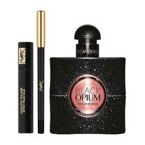 YSL Black Opium Nuit Blanche Eau de Parfum Gift Set 50ml, , large