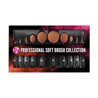 W7 Professional Soft Brush Collection, , large