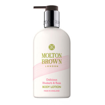 Molton Brown Delicious Rhubarb & Rose Body Lotion 300ml, , large