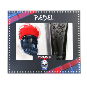 Police To Be Rebel Mens Gift Set 40ml, , large