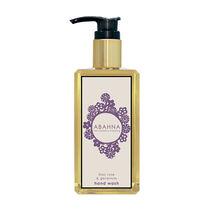 Abahna Lilac Rose & Geranium Hand Wash 250ml, , large