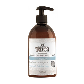 Mi Rebotica Shampoo With Onion Extract Sulfate Free 500ml, , large
