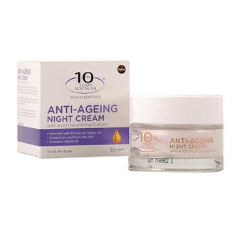 10 Years Younger Anti Ageing Night Cream 50ml, , large