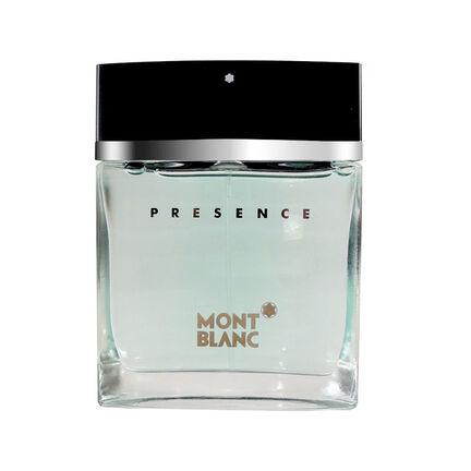 Mont Blanc Presence Homme Eau de Toilette Spray 50ml, 50ml, large
