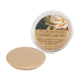Heart & Home Wax Melt Caramel Cupcake 27g, , large