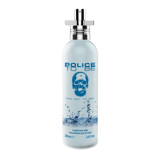 Police To Be Homme Body Water 200ml, , large
