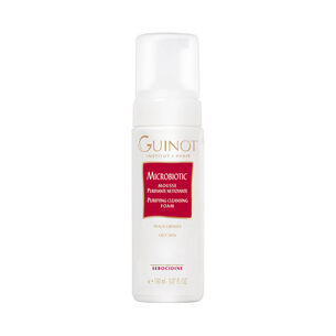 Guinot Microbiotic Mousse Visage Purifying Cleasing Foam, , large