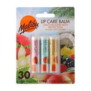 Malibu Lip Care Balm WMV SPF 30, , large