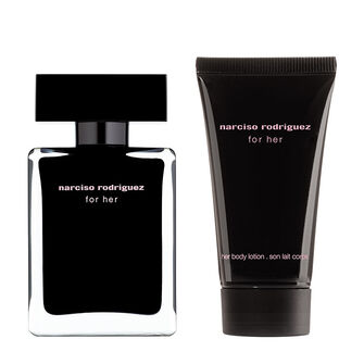Narciso Rodriguez For Her Eau de Toilette 30ml Gift Set, , large