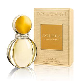 Bulgari Goldea Eau de Parfum Spray 90ml with Free Gift, , large