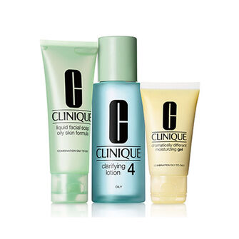 Clinique 3 Step Introduction Kit Skin Type 4 Set 50ml, , large
