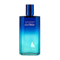 Davidoff Cool Water Man Summer Seas EDT Spray 125ml, 125ml, large