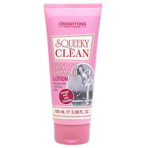 Squeeky Clean Saint or Shimmer Lotion 100ml, , large