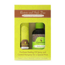 Macadamia Restore & Style Duo Gift Set, , large