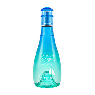 Davidoff Cool Water Woman Summer Seas EDT Spray 100ml, 100ml, large