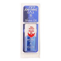 King of Shaves Advanced sensative Shave Oil 20ml, , large