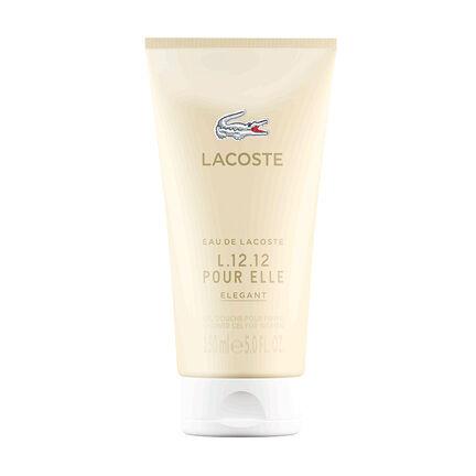Lacoste Eau de Lacoste L12 12 Pour Elle Shower Gel 150ml, , large
