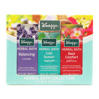 Kneipp Herbal Bath Collection 3 x 20ml, , large