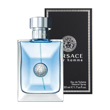 Versace Pour Homme Eau de Toilette Spray 100ml, , large