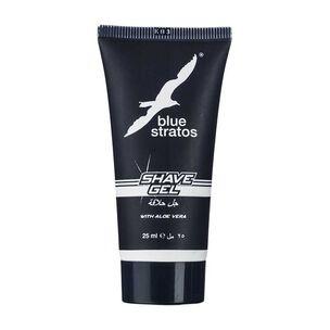 Parfums Bleu Limited Blue Stratos Shaving Gel+Aloe Vera 25ml, , large