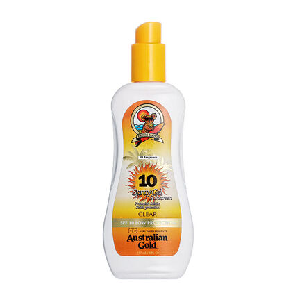 Australian Gold Spray Gel SPF10 237ml, , large